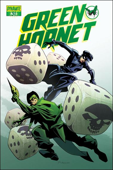 Green Hornet (2010) 31-A by Dynamite Entertainment