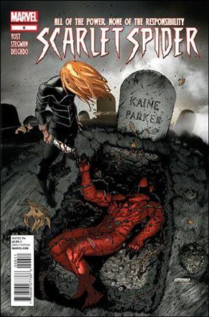 Scarlet Spider (2012) 6-A