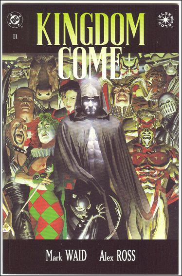 Kingdom Come 1-B by DC