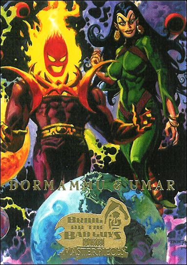 2008 Marvel Masterpieces: Series 3 (Base Set) 9-A by SkyBox