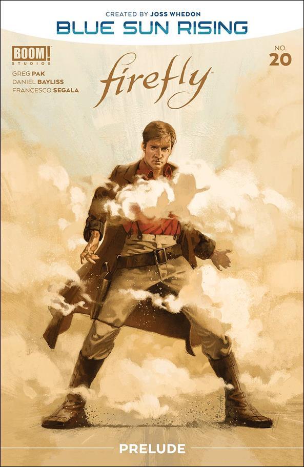 Firefly 20-A by Boom! Studios