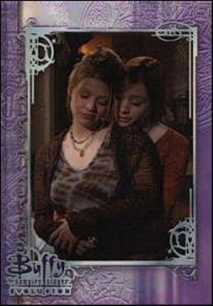 Buffy the Vampire Slayer: Evolution (Base Set) 39-A