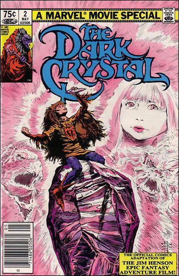 Dark Crystal 2-B by Marvel