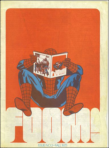 FOOM Magazine 3-A by Marvel