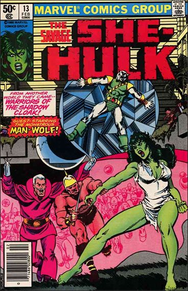 Savage She-Hulk 13-A by Marvel
