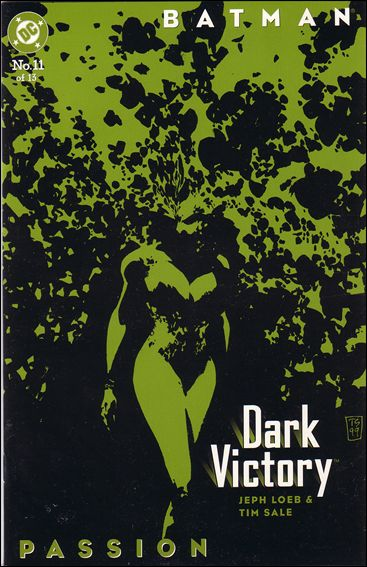 Batman: Dark Victory 11-A by DC