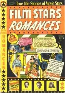 Film Stars Romances 1-A by Star Publications