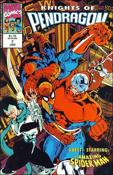 Pendragon (UK) 7-A by Marvel UK