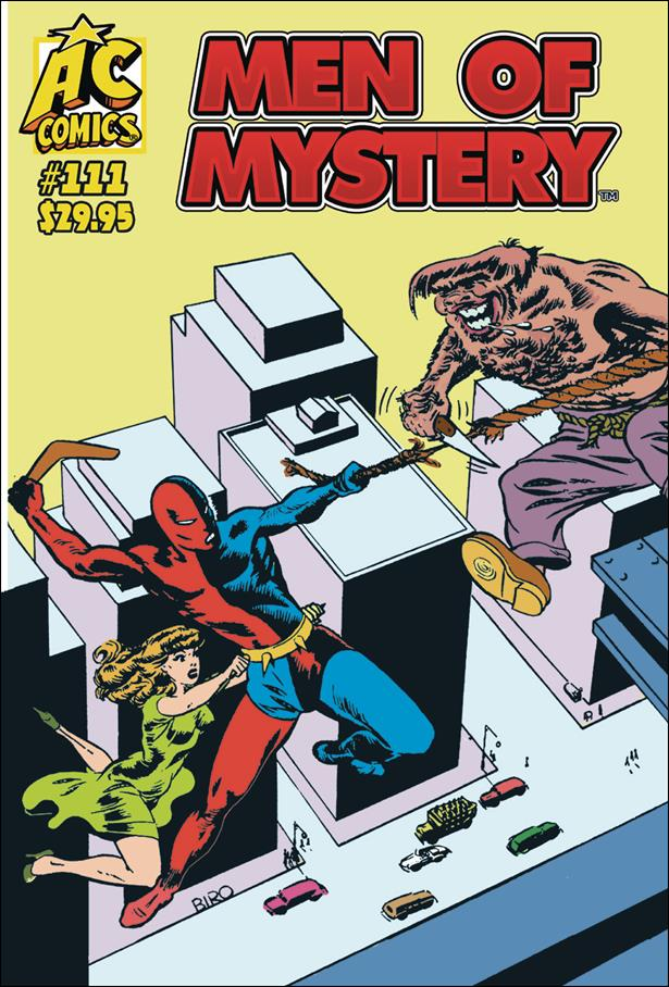 Men of Mystery 111-A by AC