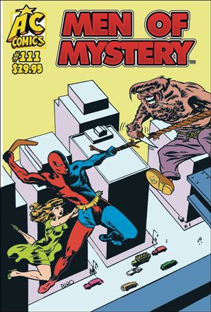 Men of Mystery 111-A