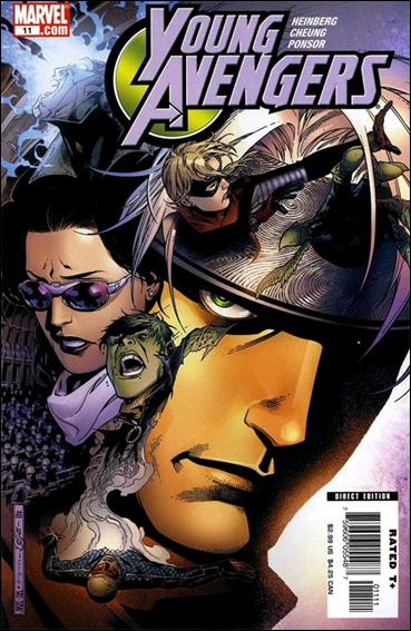 Young Avengers (2005) 11-A by Marvel