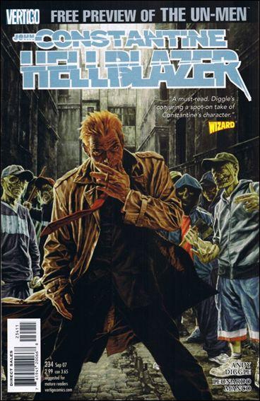 Hellblazer 234-B by Vertigo