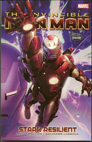 Invincible Iron Man 5-A by Marvel