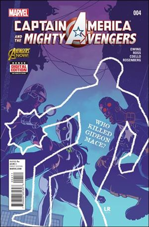Captain America & The Mighty Avengers 4-A