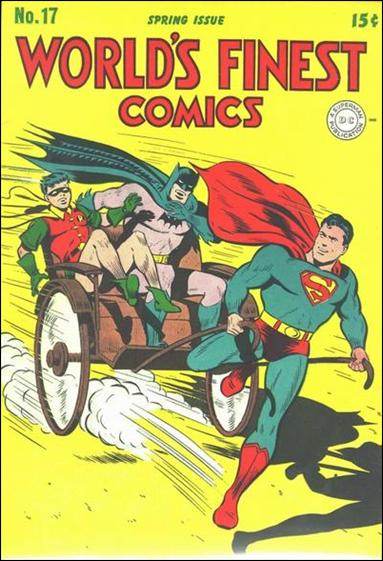 World's Finest Comics 17-A by DC