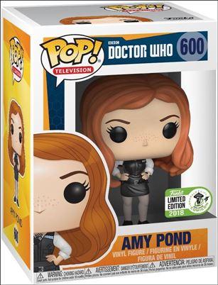 POP! Television Amy Pond Emerald City Comicon 2018