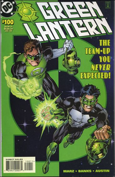 Green Lantern (1990) 100-C by DC