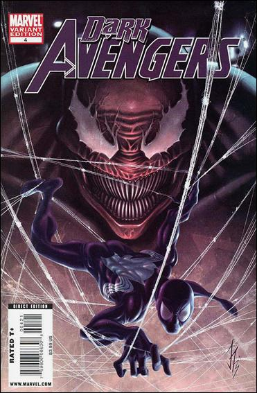 Dark Avengers (2009) 4-B by Marvel