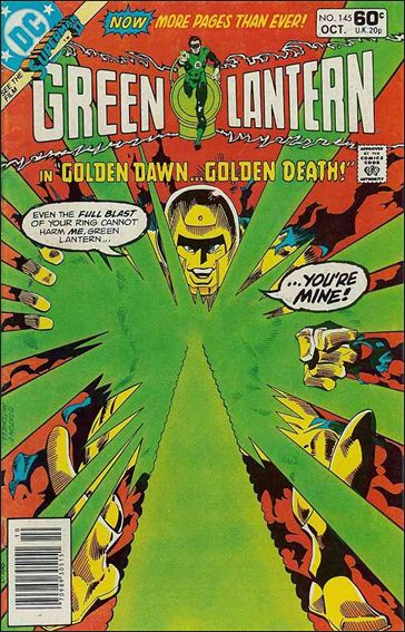 Green Lantern (1960) 145-A by DC