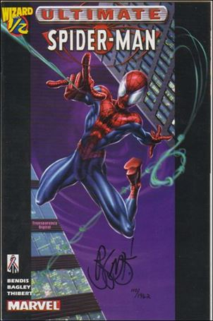 Ultimate Spider-Man (2000) 1/2-D
