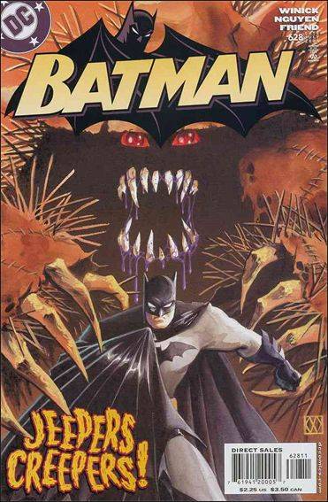 Batman (1940) 628-A by DC
