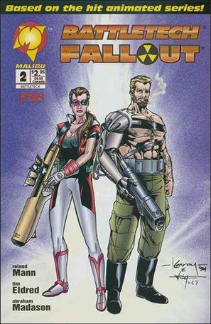 BattleTech: Fallout 2-A