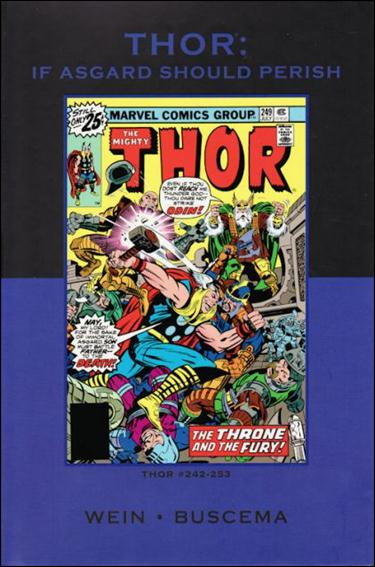 Thor: If Asgard Should Perish nn-B by Marvel