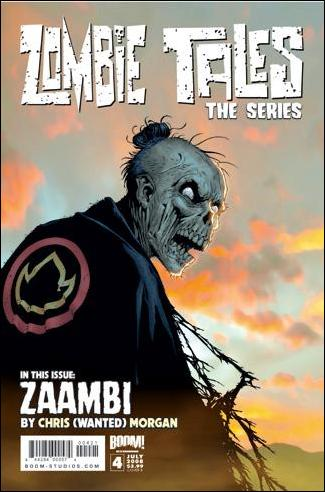 Zombie Tales The Series 4-B by Boom! Studios