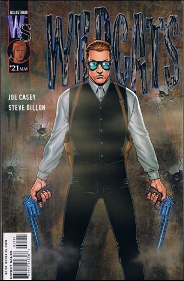 Wildcats (1999) 21-A by WildStorm