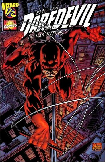 Daredevil (1998) 1/2-A by Marvel