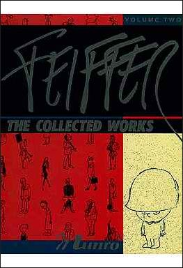 Feiffer: The Collected Works 2-A by Fantagraphics