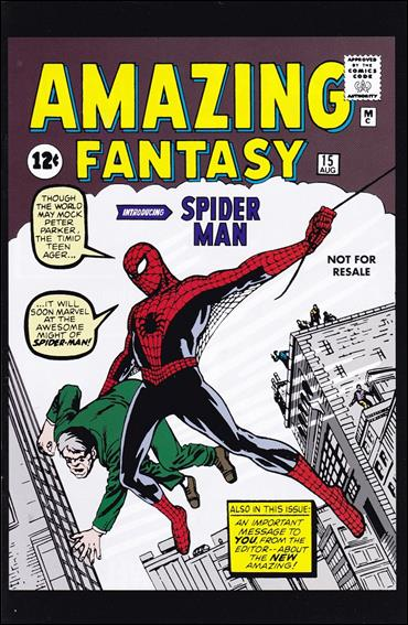 Amazing Fantasy (1962) 15-C by Marvel