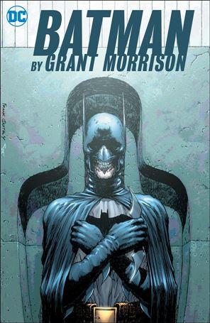 Batman by Grant Morrison Omnibus 2-A