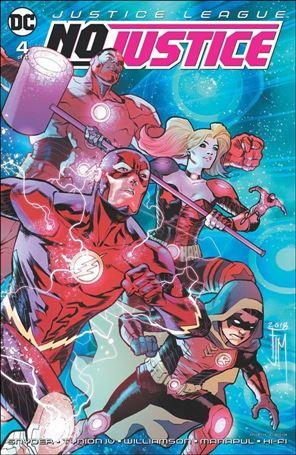 Justice League: No Justice 4-A