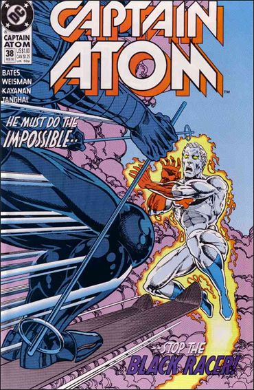 Captain Atom (1987) 38-A by DC