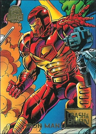 Marvel Universe: Series 5 (Base Set) 80-A by Fleer