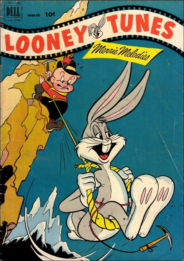 Looney Tunes and Merrie Melodies 125-A by Dell