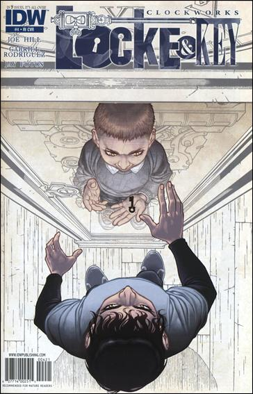 Locke & Key: Clockworks 4-B by IDW