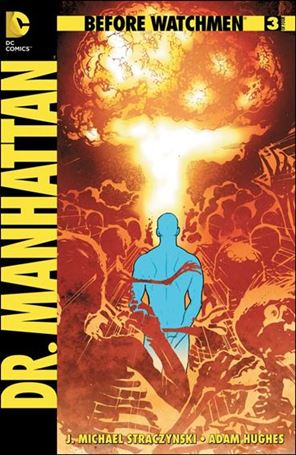 Before Watchmen: Dr. Manhattan 3-B