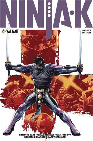 Ninja-K: Deluxe Edition nn-A