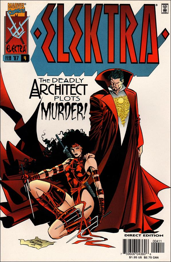 Elektra (1996) 4-A by Marvel