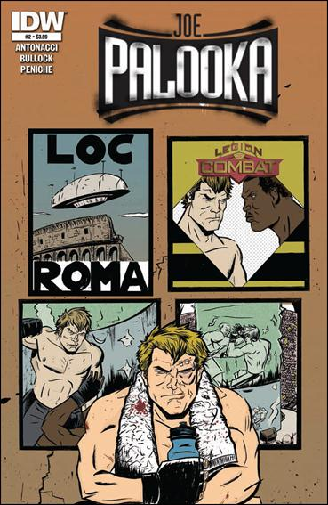 Joe Palooka (2012) 2-A by IDW