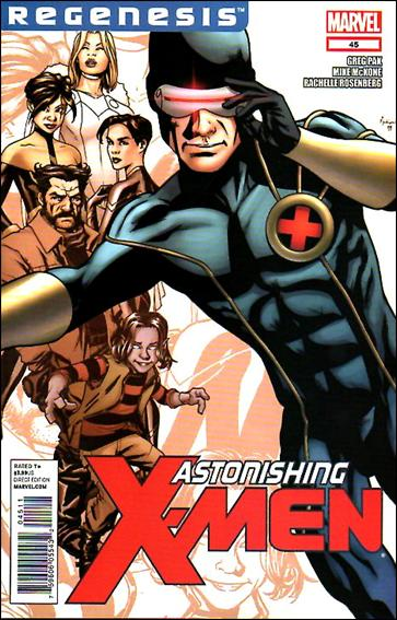 Astonishing X-Men (2004) 45-A by Marvel