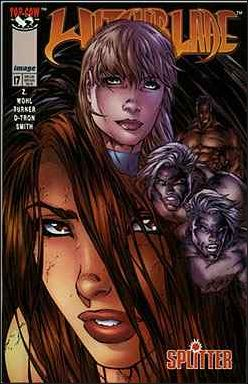 Witchblade 17-A by Splitter Publication