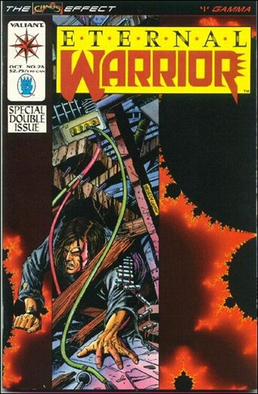 Eternal Warrior (1992) 26-A by Valiant