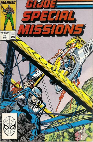 G.I. Joe: Special Missions (1986) 12-A by Marvel