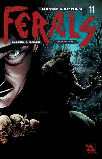 Ferals 11-B by Avatar Press
