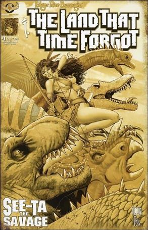 Edgar Rice Burroughs' The Land That Time Forgot: See-Ta the Savage 1-B
