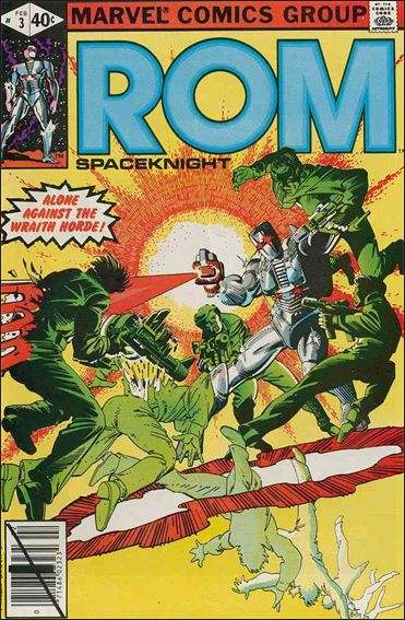 ROM (1979) 3-A by Marvel
