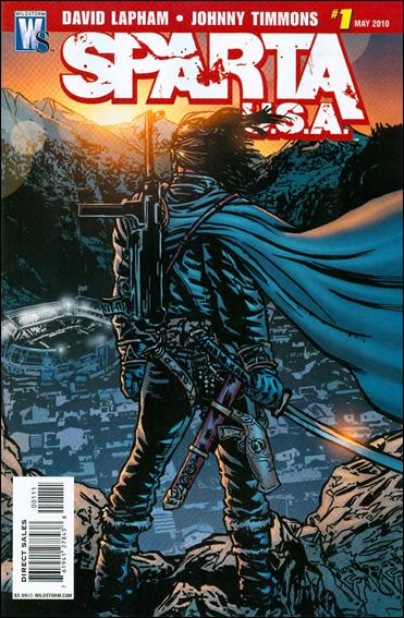 Sparta: USA 1-A by WildStorm